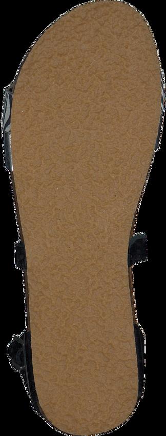 Zwarte RED-RAG Sandalen 19280  - larger