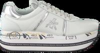 Witte PREMIATA Lage sneakers BETH  - medium