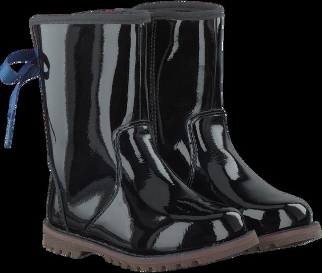 Zwarte UGG Lange laarzen CORENE PATENT  - large