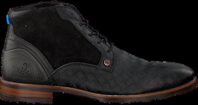 Zwarte REHAB Nette schoenen LENNON KRIS KROS  - large