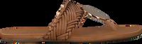 Beige AREZZO Slippers A0327401070001U  - medium