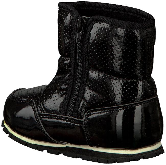 Black RUBBERDUCK shoe INFANT CLASSIC SNOWJOGGER  - large
