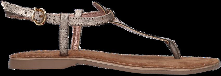 LAZAMANI Sandales 75.422 en bronze - larger