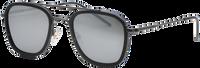 Zwarte IKKI Zonnebril KAY  - medium