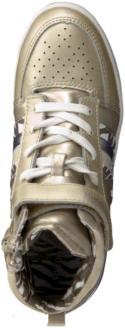 LE COQ SPORTIF Baskets AMIANT en or - large
