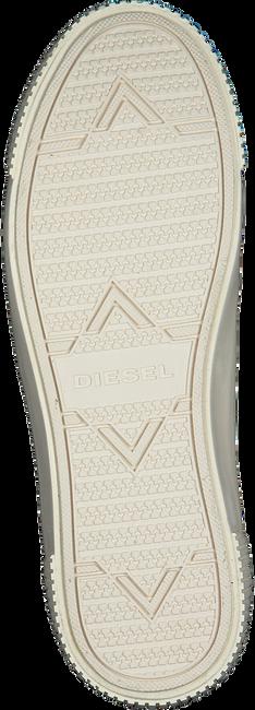 DIESEL Baskets S-MUSTAVE MC en blanc - large
