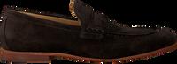 Bruine VERTON Loafers 9262  - medium