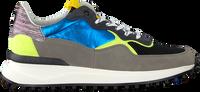 Blauwe FLORIS VAN BOMMEL Lage sneakers 16301  - medium