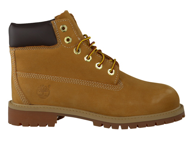 TIMBERLAND Bottines à lacets 6INCH PREMIUM WATERPRF BOOT en camel - large