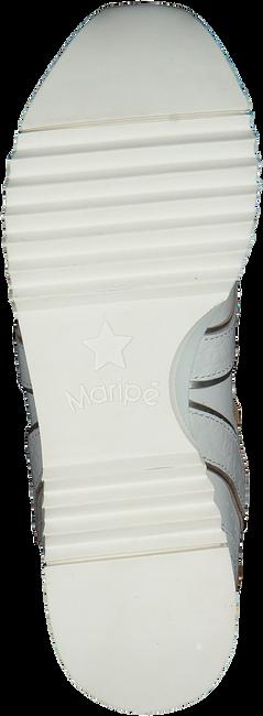 Witte MARIPE Lage sneakers 30438  - large