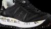 PREMIATA Baskets basses CONNY en noir  - small