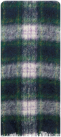 BECKSONDERGAARD Foulard INGVA SCARF en vert  - medium