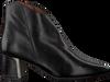 Zwarte HISPANITAS Enkellaarsjes AMELIA-5  - small