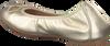 Gouden UNISA Ballerina's ACOR  - small