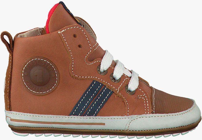 SHOESME Chaussures bébé BP7W002 en cognac - larger