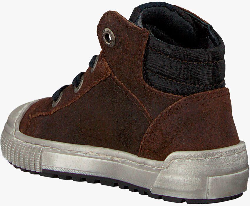 Cognac DEVELAB Sneakers 41683 - larger