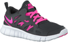 NIKE Baskets FREE RUN 2 BABY en noir - small