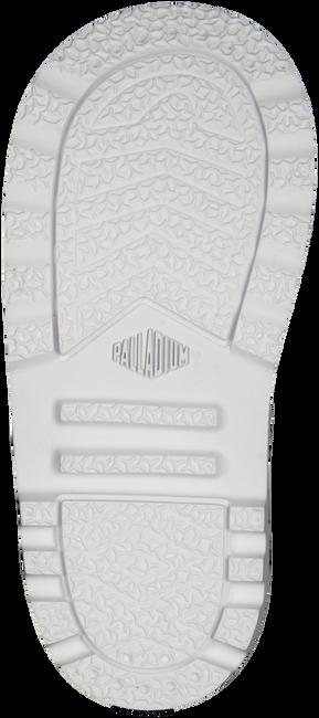 PALLADIUM Bottillons PAMPA HI LACE K en blanc - large
