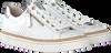 GABOR Baskets basses 418 en blanc  - small