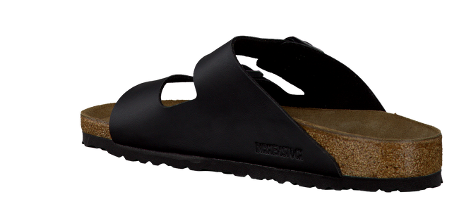 BIRKENSTOCK PAPILLIO Tongs ARIZONA HEREN en noir - large