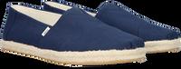 Blauwe TOMS Espadrilles CLASSIC ROPE SOLE  - medium