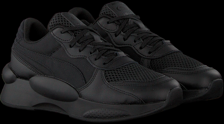 Zwarte PUMA Sneakers RS 9.8 CORE JR - Omoda.be