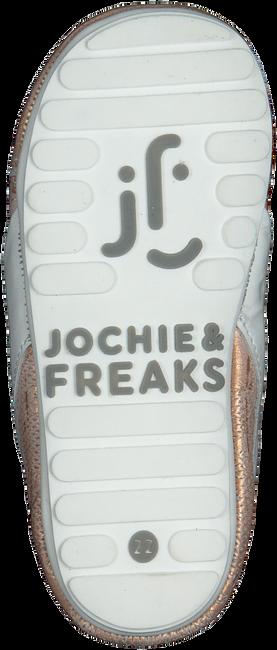 JOCHIE & FREAKS Chaussures bébé 20002 en rose  - large