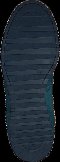 VAN LIER Baskets 7230 en bleu - large