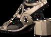 NOTRE-V Sandales BZ0306X en or  - small