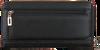 Zwarte GUESS Portemonnee JANAY SLG LARGE ZIP AROUND  - small