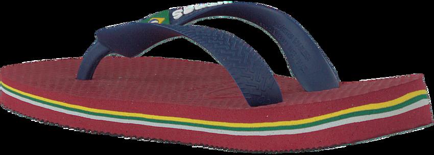 Rode HAVAIANAS Slippers BRASIL LOGO KIDS  - larger