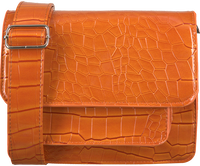 Oranje HVISK Schoudertas CAYMAN POCKET - medium
