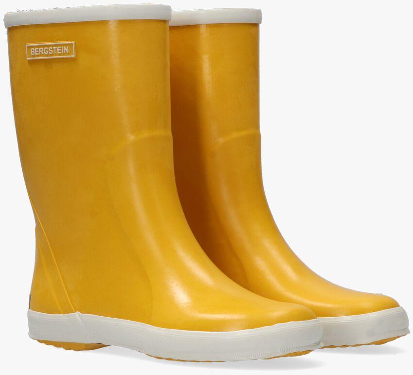 Gele BERGSTEIN Regenlaarzen RAINBOOT - larger