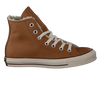 cognac CONVERSE shoe AS HI DAMES  - small