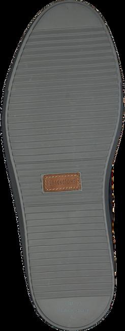 BLACKSTONE Baskets OM73 en gris - large