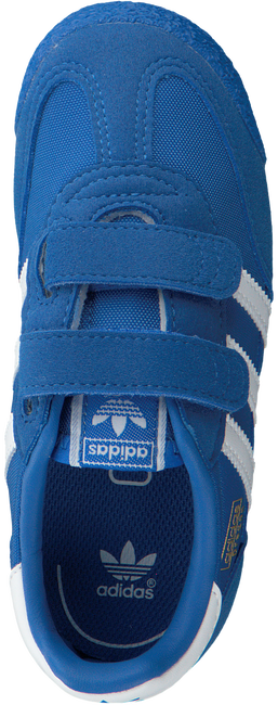 ADIDAS Baskets DRAGON KIDS en bleu - large