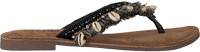 Zwarte LAZAMANI Slippers 75.674  - medium