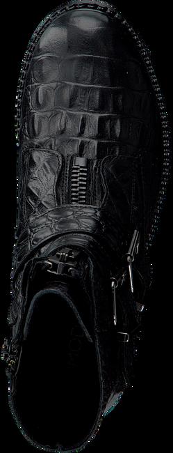 OMODA Bottines à lacets 5457 en noir  - large