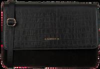 LOULOU ESSENTIELS Sac bandoulière 04CROSSBODY CLASSY CROC en noir  - medium