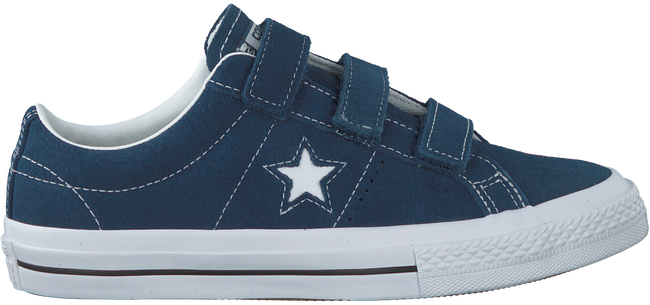 Blauwe CONVERSE Sneakers ONE STAR 3V OX  - large