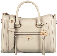 MICHAEL KORS Sac à main MD SATCHEL en beige  - medium