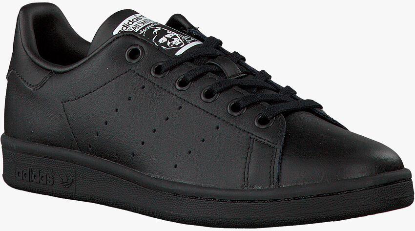 ADIDAS Baskets STAN SMITH J en noir - larger