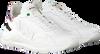 WOMSH Baskets basses WAVE WHITE SHINY en blanc  - small