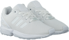 ADIDAS Baskets ZX FLUX KIDS en blanc - small