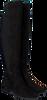 Zwarte CALVIN KLEIN Lange laarzen PHILANA  - small