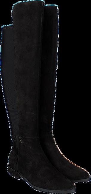 Zwarte CALVIN KLEIN Lange laarzen PHILANA  - large
