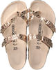 BIRKENSTOCK PAPILLIO Tongs MAYARI METALLIC STONES en or - small