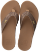 Bronzen REEF Slippers ORTHO SPRING  - small