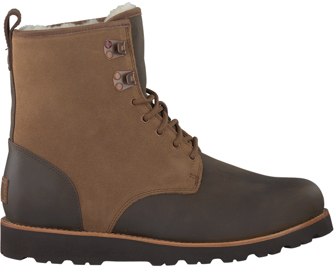 UGG Bottillons HANNEN TL en marron - large