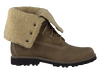 groene TIMBERLAND Enkelboots 6'FAUX SHEARLING BOOT  - small